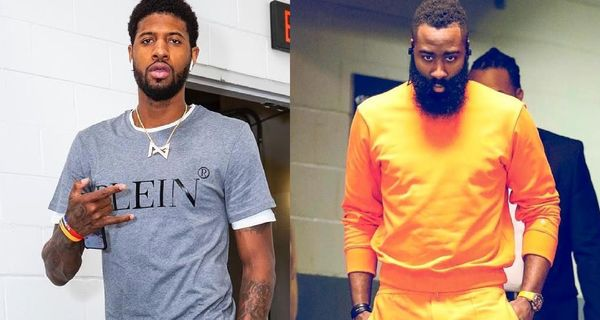 Paul George Takes Shot At James Harden