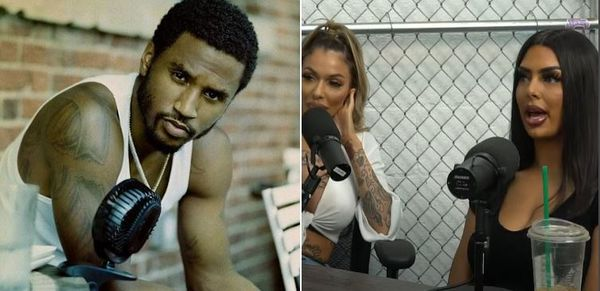 Trey Songz Responds To Allegations Of Locking Women In Rooms & Peeing On Them