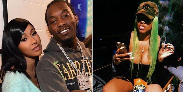 Cardi B On Rumors Offset Knocked Up Love & Hip Hop Star Summer Bunni