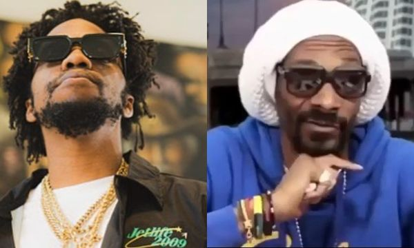 Curren$y Praises Snoop for Delivering Feature Moments After He Asked for it