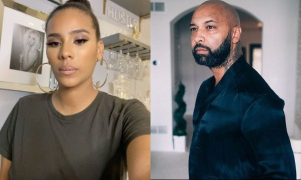 Joe Budden Responds to Accusation That He Abused Cyn Santana After Call Leaks
