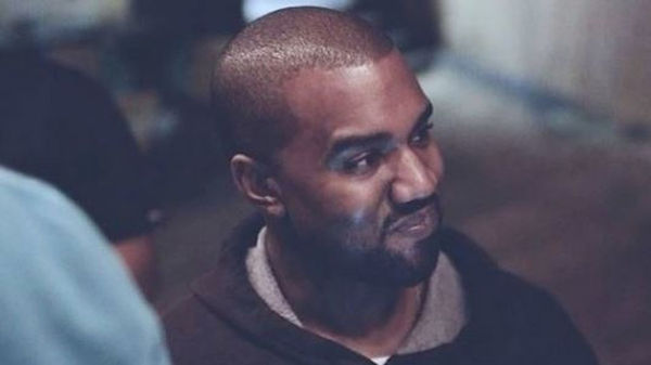 Kanye West Spends Birthday With Supermodel