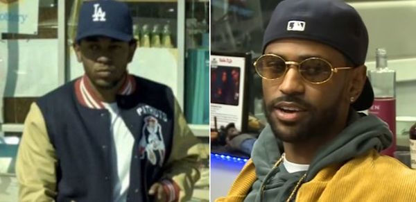Kendrick Lamar hit Up Big Sean After He Heard Nipsey Hussle Featured 'Deep Reverence'