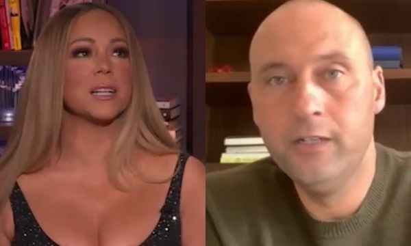 Mariah Carey Admits to Affair With Derek Jeter While Being Married to Tommy Mottola