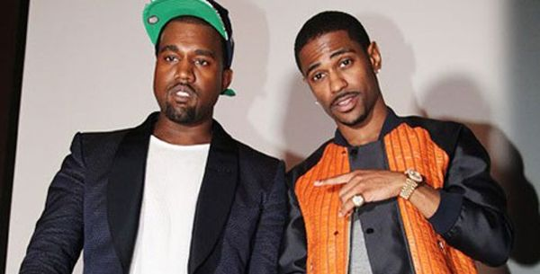 Report:  Kanye West Owes Big Sean Millions; Won't Give Him Back His Masters