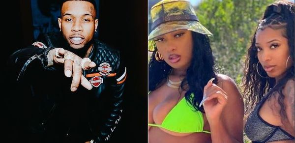 Report: Megan Thee Stallion Argued With BFF About Sleeping With Tory Lanez Before Shooting