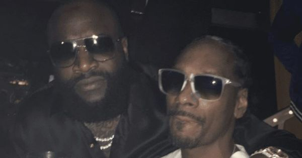 Snoop Dogg Turns Period Challenge Into Rick Ross Roast