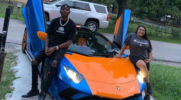 Young Dolph Actually Did Give Away A Lamborghini