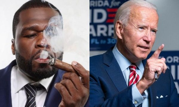 50 Cent Says That He's Leaving the U.S. if Joe Biden wins