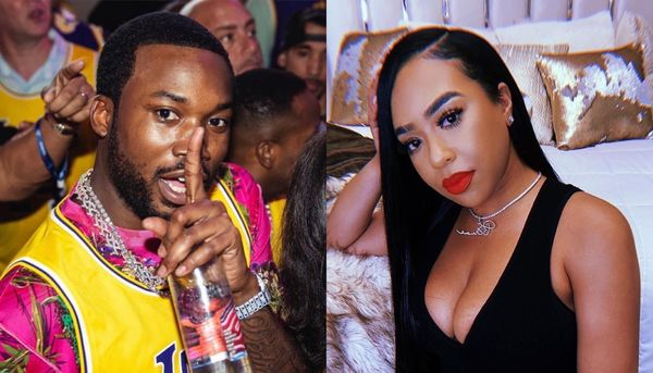 DaBaby's Ex B. Simone Wants Meek Mill's Baby In Her Belly