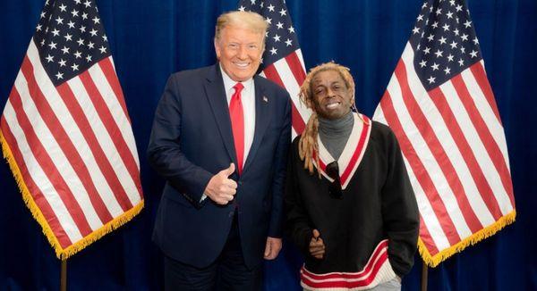 Donald Trump Considering Pardons Of Kodak Black & Lil Wayne