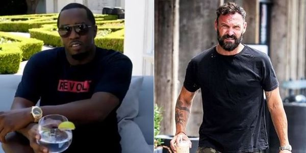 Now Diddy Is Stealing Poor Brian Austin Green's Girl