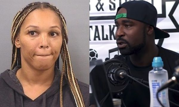 Young Buck's Girlfriend Arrested for Shooting At Him