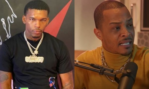 T.I. & 600 Breezy Go At It During Gucci Mane-Jeezy Verzuz