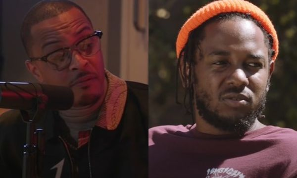 T.I. Explains Why Kendrick Lamar is the 'Most Successful Revolutionary Rapper Alive'