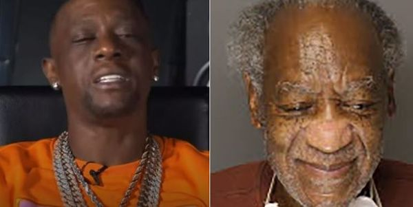 Bill Cosby Shouts Out Boosie Badazz