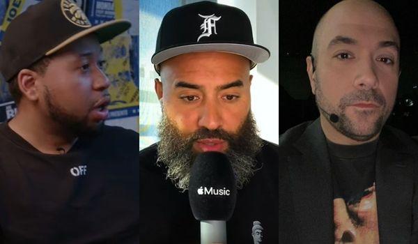DJ Akademiks Rips Ebro & Peter Rosenberg After Being Called A 'Hack'