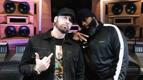 KXNG Crooked Addresses Latest Eminem Release Rumors