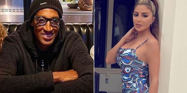 Larsa Pippen Caught Sliding Back To Scottie