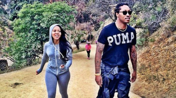 One Of Future's Baby Mama's Accuses Him Of Telling Their Son He was Going To Kill Her