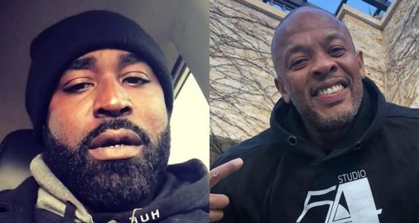 Young Buck Recalls Stabbing Man Who Punched Dr. Dre.