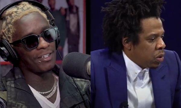 Young Thug Backtracks On His Comment About Jay-Z