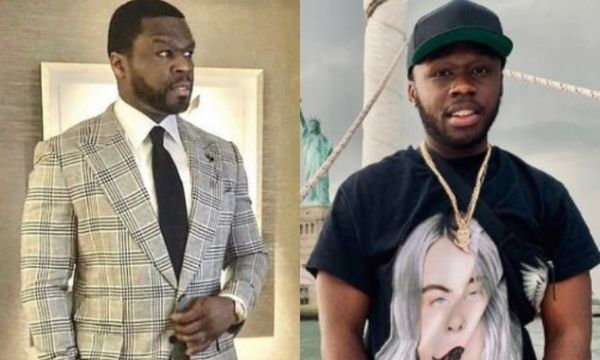 50 Cent & His Estranged Son Marquise Had A Touching Moment, Says Marquise's Mother