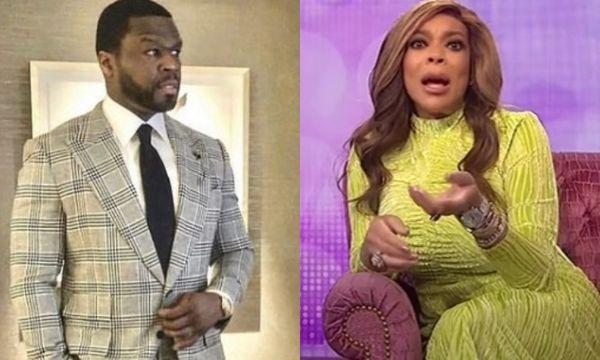 50 Cent Bait:  Wendy Williams Won't Return to Her Show