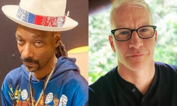 Anderson Cooper Goes Viral For Laughing At The Places Snoop Dogg Smoked Weed