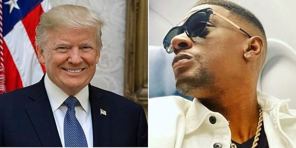 Boosie Badazz Is Furious Over Donald Trump's List Of Pardons