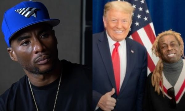 Charlamagne Tha God Praises Lil Wayne & Kodak Black For Working With Trump