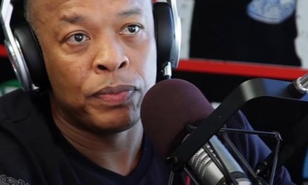 Dr. Dre Is Already Back In The Studio, Teases Detox