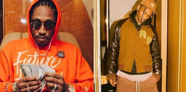 Everyone is Mocking Travis Scott For Thinking He Can Take On Future