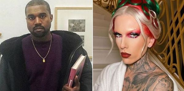 People Think Kanye West Is Banging Jeffree Star