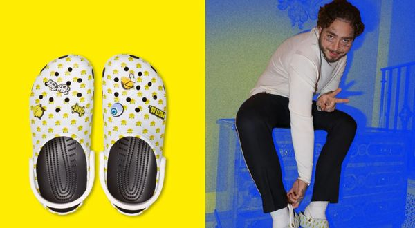 Post Malone Donates Massive Haul of Sold Out Crocs To Frontline Workers Fighting COVID