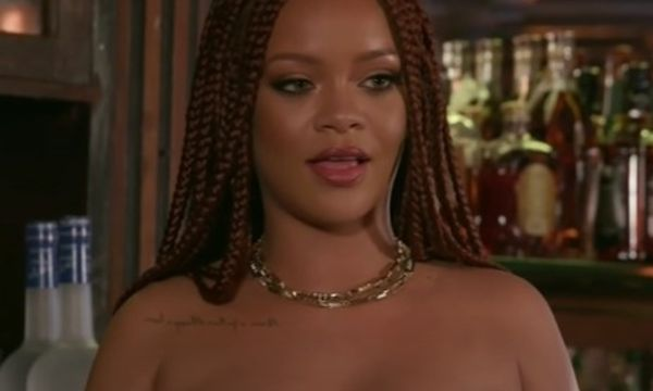 Rihanna Heats Things Up In New Lingerie Video