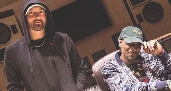 "Snoop Dogg Says ""Soft"" Eminem Better Hope & Pray He Doesn't"