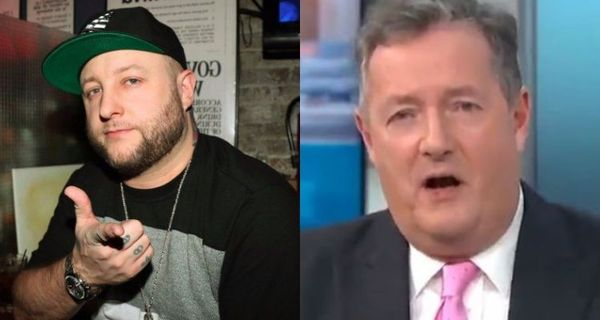 Statik Selektah & Piers Morgan Are Beefing