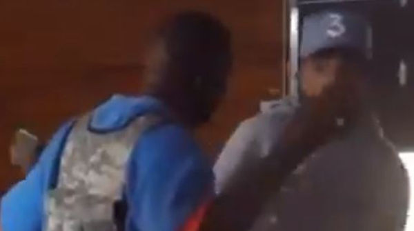 Watch An Angry Kanye West Dress Down Chance the Rapper [VIDEO]