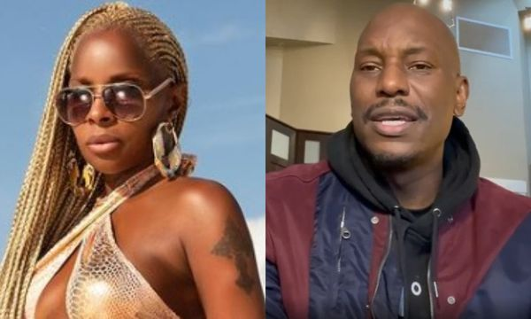 Watch Mary J. Blige Scold Tyrese For Touching Her Thigh [VIDEO]