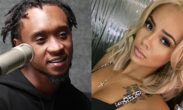 Slim Jxmmi Blasted By His Ex After He Tries To Escape With Their Son [VIDEO]