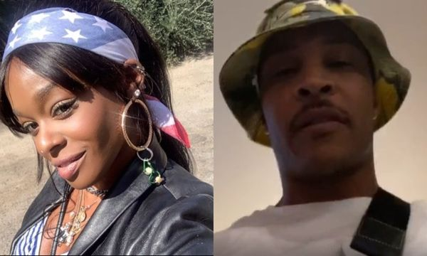 Azealia Banks Goes Off On T.I., Says People Never 'Checked' Him For Threatening Her