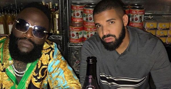 Wide Receiver Confirms Drake & Rick Ross Joint Album is coming