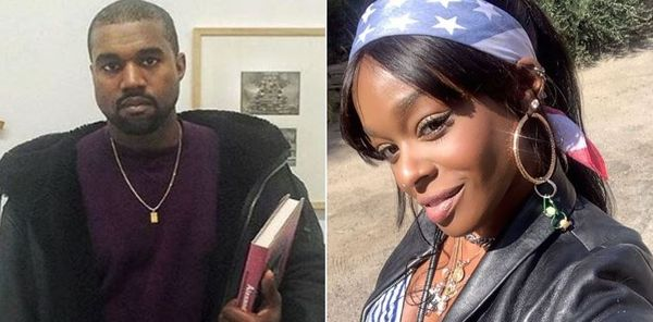 Are Azealia Banks And Kanye West Gonna Be The New Hip Hop Couple?