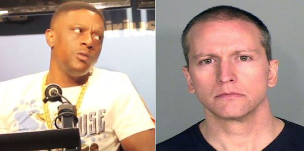 Boosie Badazz Suggests He'd Put In A Boss Call To Violate Derek Chauvin