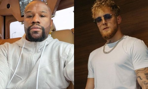 Floyd Mayweather Sends Shot At Jake Paul Over Sexual Assault Allegations