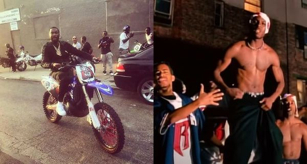 "Meek Mill Is Hosting A Bike ""Ride Out"" For DMX Today"
