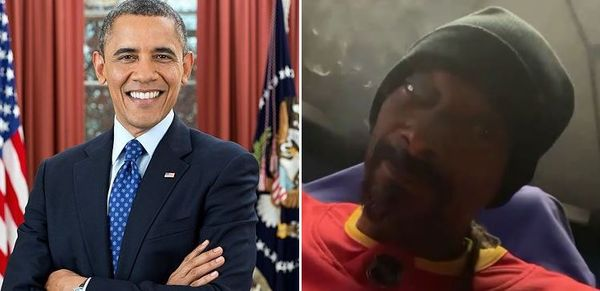 Snoop Dogg Suggests He Smoked Up With Obama