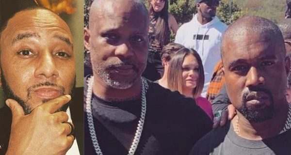 Swizz Beatz Asks Kanye West To Attend DMX's Funeral