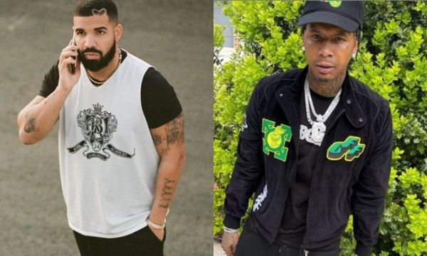 Drake Ribs Moneybagg Yo After His Real Name Appears On TV